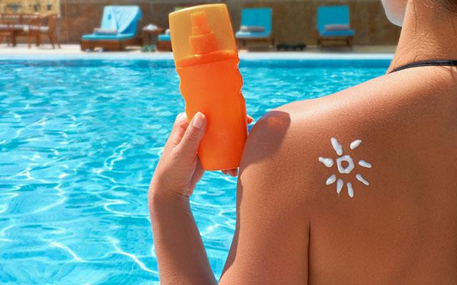 Sprječavanje alergije na sunce