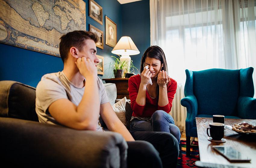 7 znakova da je veza u krizi